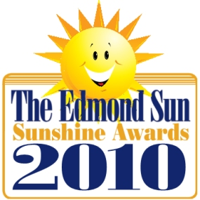 Edmond Sun Sunshine Award 2010
